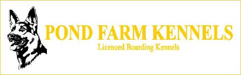 Pond Farm Kennels logo